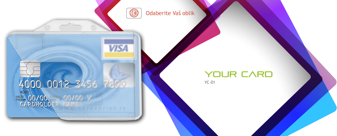 YOUR CARD / YC-01